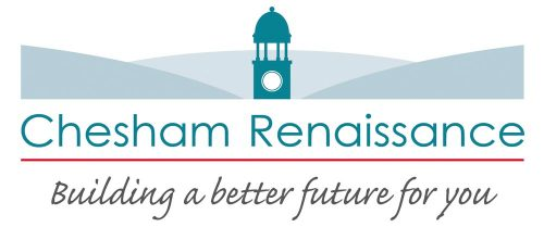 chesham renaissance logo with strapline